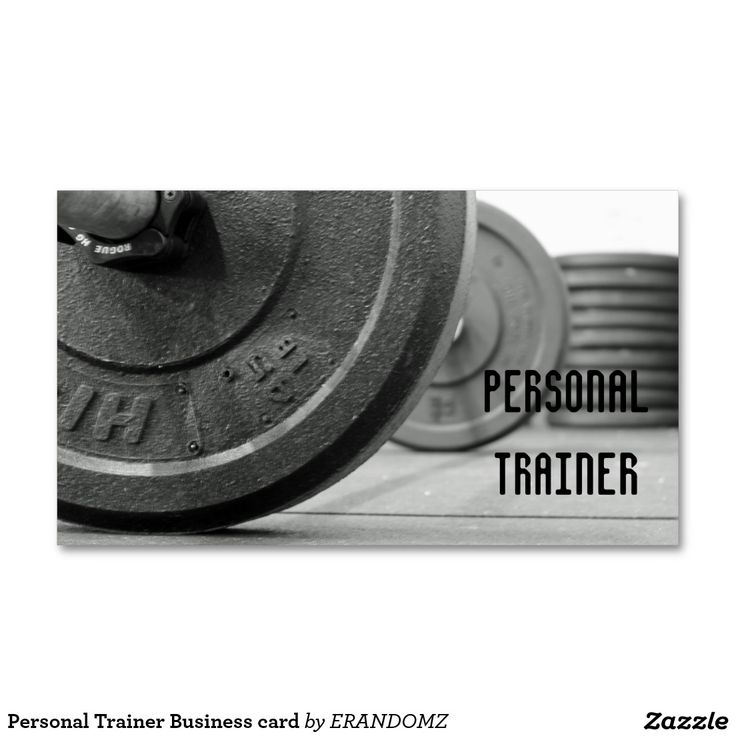 41 best Fitness Business Cards images on Pinterest | Business ...