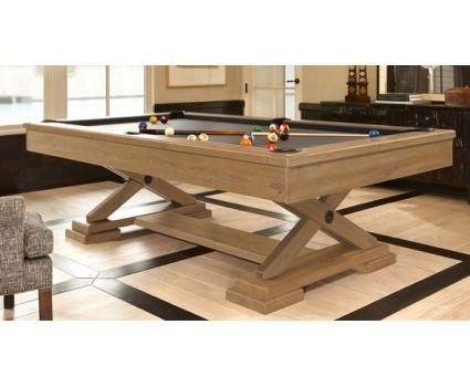 BRIXTON POOL TABLE BY BRUNSWICK BILLIARDS | Sanders Recreation & Fitness