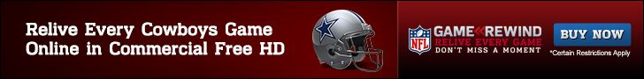 Game Rewind: Dallas Cowboys