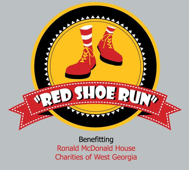 Ronald Mcdonald House Red Shoe Run