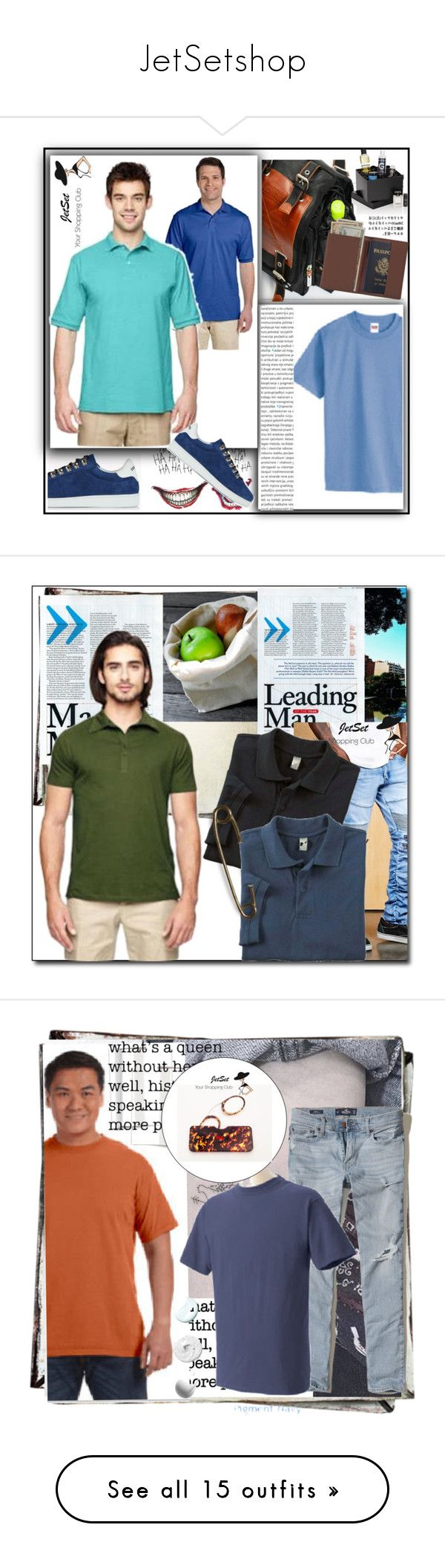 """""""JetSetshop"""" by k-lole ❤ liked on Polyvore featuring Rubie's Costume Co., Dsquared2, Royce Leather, Beauty Box, Ringspun, 21 Men, men's fashion, menswear, Hollister Co. and Comfort Colors"""