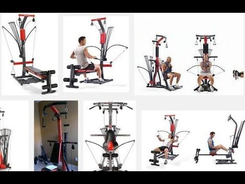 bowflex xtreme 2 se instructional video