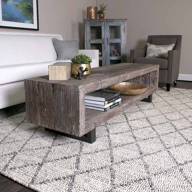Joining the ranks of the modern piece of furniture, the Corsica Coffee Table leaves the old world. Crafted from sustainable, plantation grown pine wood, it is then hand distressed and finished. The mo