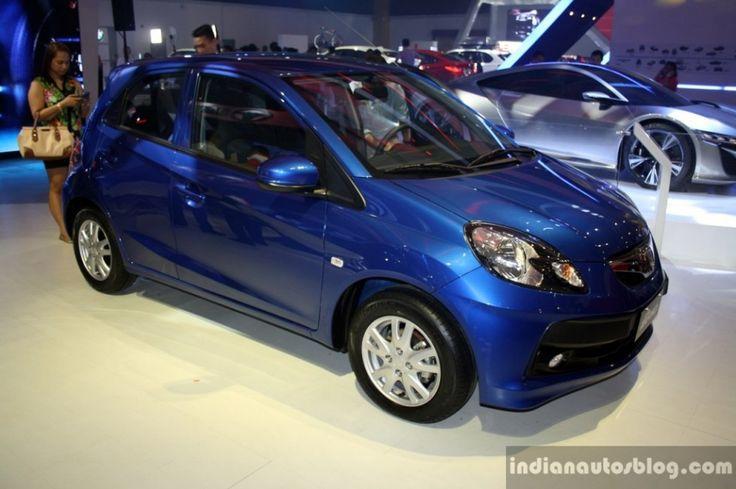 Honda Brio Tampak Dari Samping ~ http://iotomagz.net/honda-brio-akan-keluarkan-generasi-ke-duanya-dengan-3-silinder/