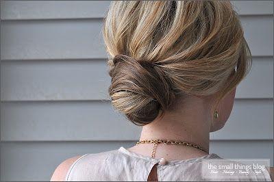 Med length hair tutorials, lots on here gotta try :)