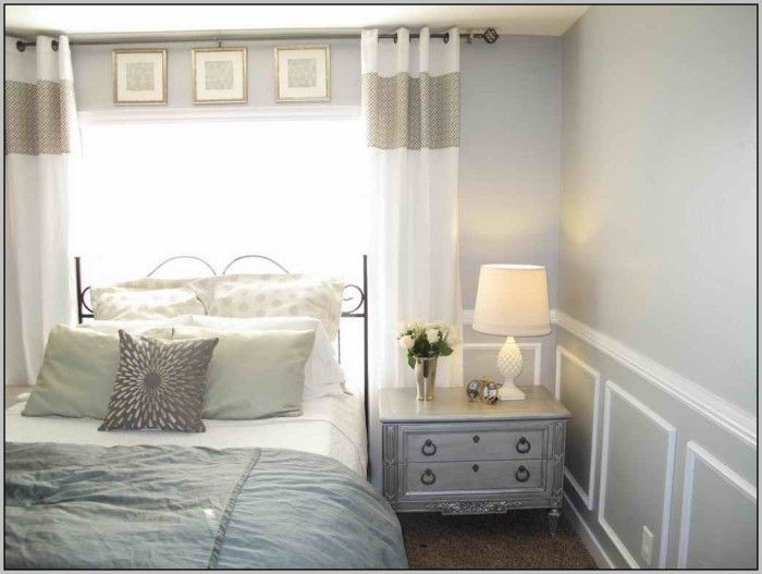 Bedroom Curtains For Short Windows Beach Home Pinterest Window Bedrooms And Short Curtains