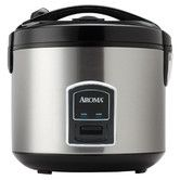 Found it at Wayfair - Professional 20-Cup Stainless Steel Rice Cooker and Food Steamer