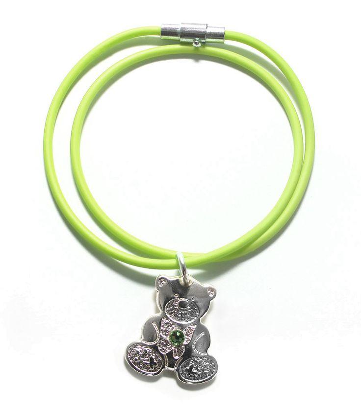 #TeddyBear pendant… #yourPheel #jewelry
