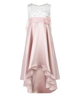 Enola High Low Dress