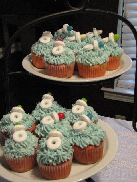 25+ best ideas about Pacifier cupcakes on Pinterest | Guy ...  25+ best ideas ...
