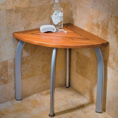 The Teak Shower Seat Is As Good Looking As It Is Practical. This  Comfortable Teak Bath Bench Is Great To Use As A Seat, Or A Stand For  Shaving Your Legs.