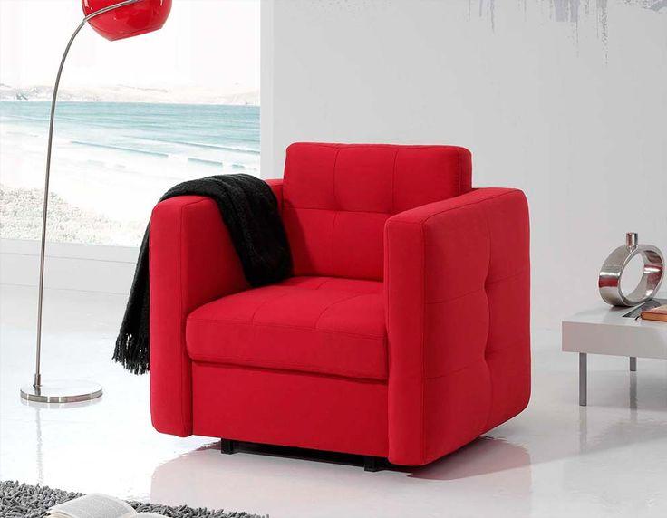 Oferta sill n cama bebe pinterest casa for Sillon futon cama