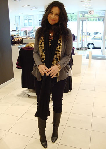 Stacy London Fashion Lookbook: What Not To Wear: TLC