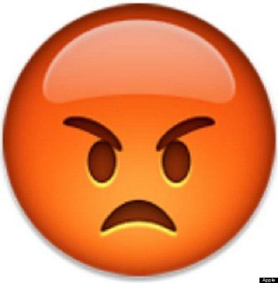 angry iphone emoji - photo #3