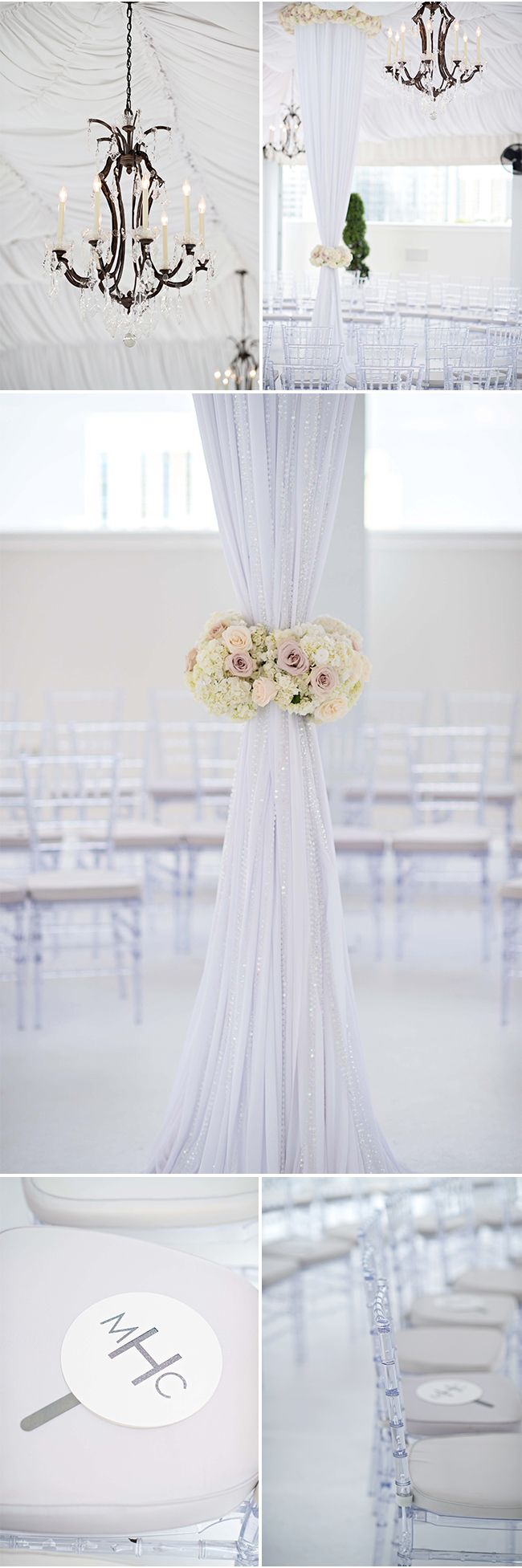 31 best Clean & Classic Weddings images on Pinterest | Table centers ...