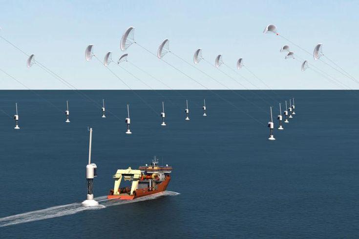 A jövő technológiája – áram a felhők közül « Alternatív Energia - alternatív energia hírportál