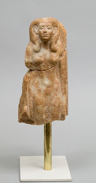 Statuette | Middle Kingdom Dynasty 12–13 Date:ca. 1981–1640 B.C. | The Met