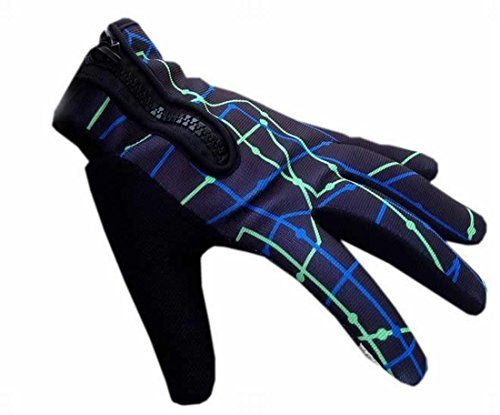 Papijam Touch Screen Gloves Full Finger Outdoor Gloves for Cycling Running Riding Bicycle BMX Mountain Bike