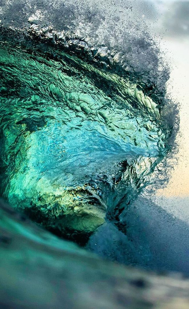 Best Waves Images On Pinterest Waves Landscapes And Sea Waves - Incredible photographs of crashing ocean waves by ben thouard
