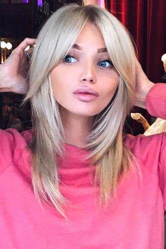 Haarschnitte für runde Gesichter bringen dir bei, wie du dich selbst liebst