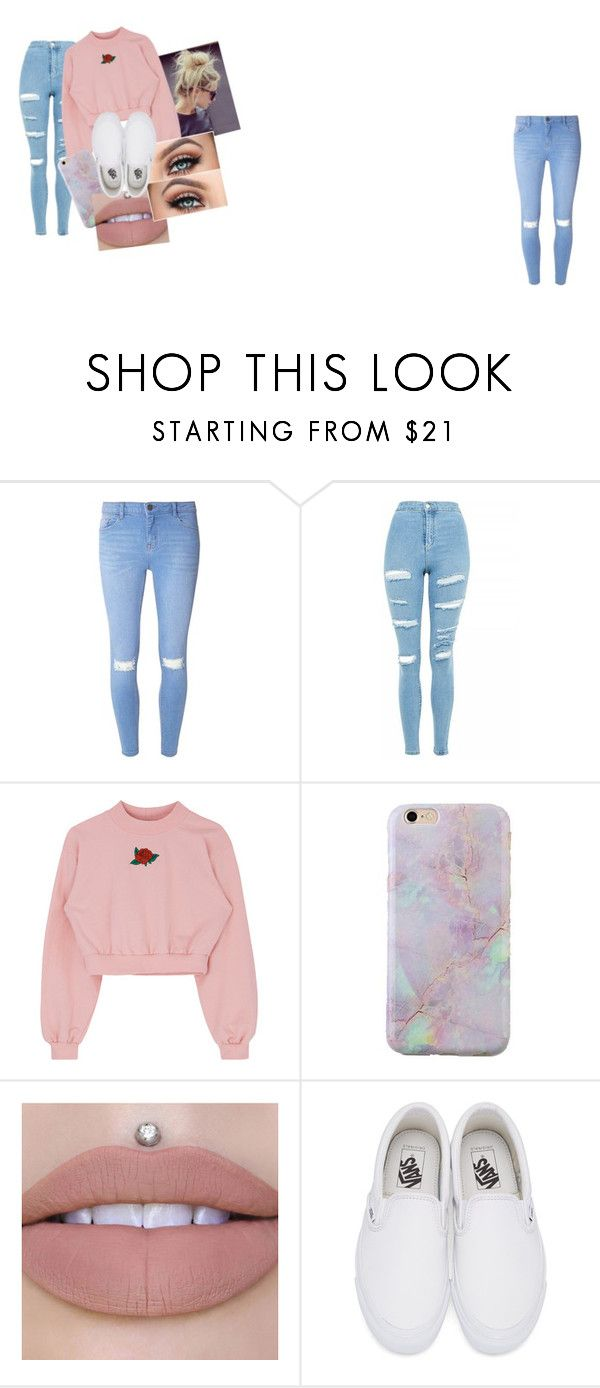 """""""since winter is coming to an end"""" by lauren-harsen on Polyvore featuring Dorothy Perkins, Topshop and Vans"""