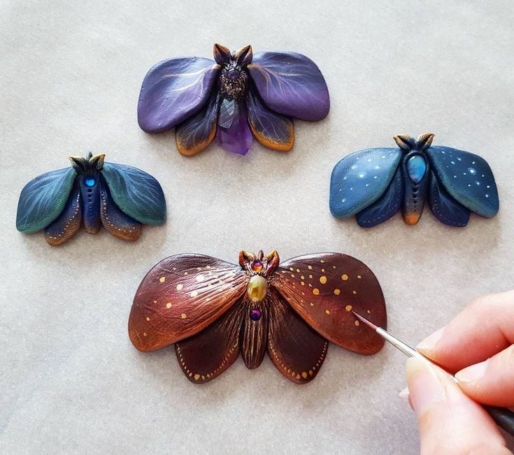 Little Spirit Messengers in progress   The moths dedication towards finding the light throught the night is inspiring. It is something we should all strive for.