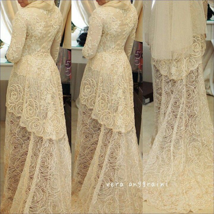 Muslim Wedding Kebaya By House of Vera