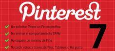 Nuevas reglas de los concursos en Pinterest.  Describimos una a una las nuevas politicas de aceptacion en Pinterest para los concursos.  #Pinterest #Concursos #Marketing