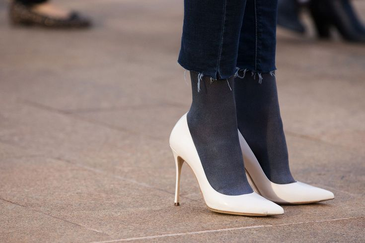 Feet Blistering In High Heel Shoes