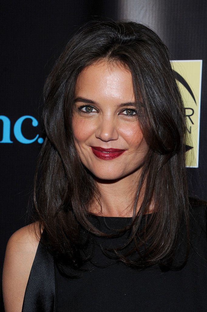 Katie Holmes talks all things beauty!