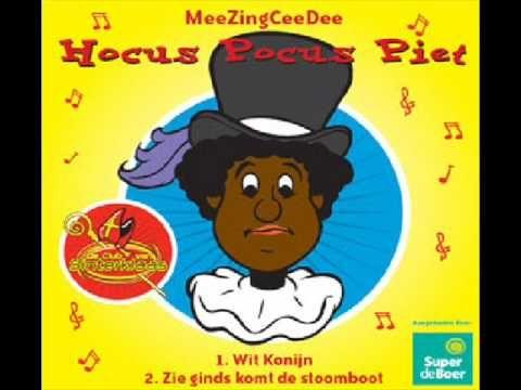 Hocus Pocus Piet - Als ik groot ben