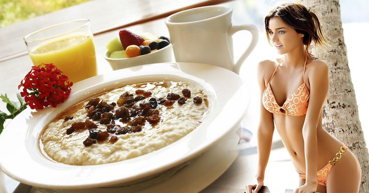 Как стать богиней за 3 дня: очищающая овсяная диета творит чудеса!