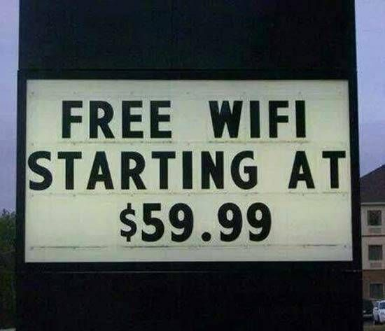 "Pretty Sure That's Not What ""Free"" Means..."