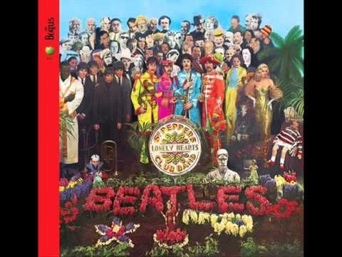 The Beatles - Sgt. Pepper's Lonely Hearts Club Band Full Album (2009 Rem... Come on in The Sgt here to Play ~