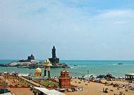 Kovalam Tourism-Kanyakumari-Vivekananda Rock-Gandhi Smarak Mandir-Kanyakumari Temple