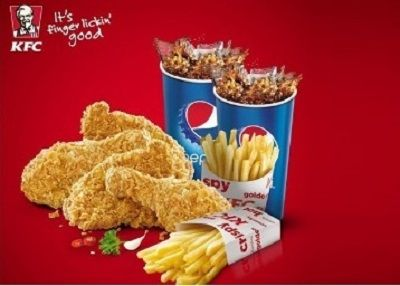 Nearbuy is offering 2 Pcs of Hot n Crispy Chicken + 1 Regular Fries + 1 Pepsi At Rs 195 How to catch the offer: Click here for offer page Add 2 Pcs of Hot n Crispy Chicken + 1 Regular Fries + 1 Pepsi in your cart Login or Register Fill the shipping details …