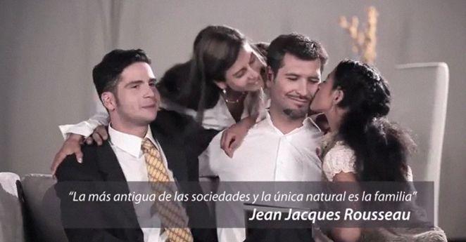 Video con tinte homófobo responde a la polémica de Benedetti