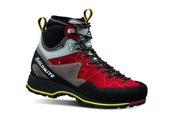 Italian Made Hiking Boots And Outdoor Footwear Dolomite