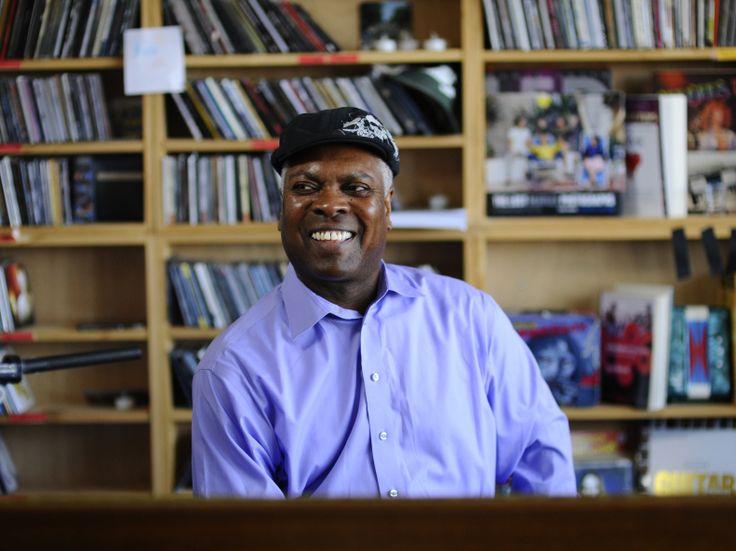 Booker T. Jones: Tiny Desk Concert : NPR