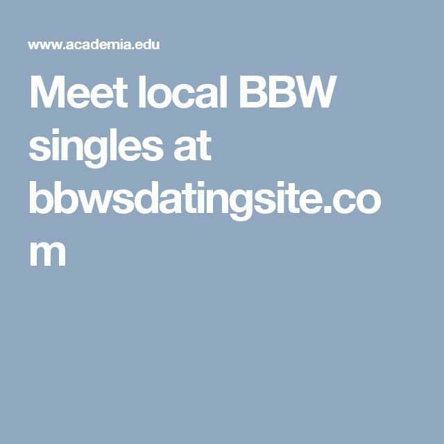 meeting local singles free atwater
