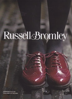 Russell & Bromley - the most beautiful pair of flats EVER.