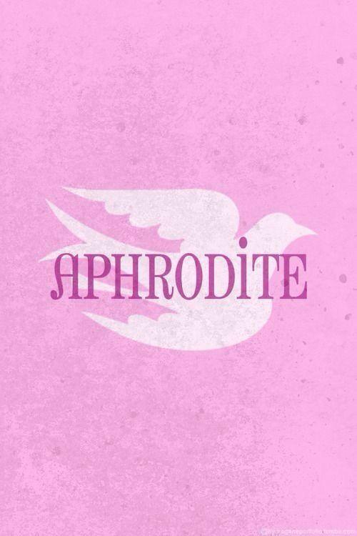 Aphrodite symbol | Dios, Mitología, Dioses