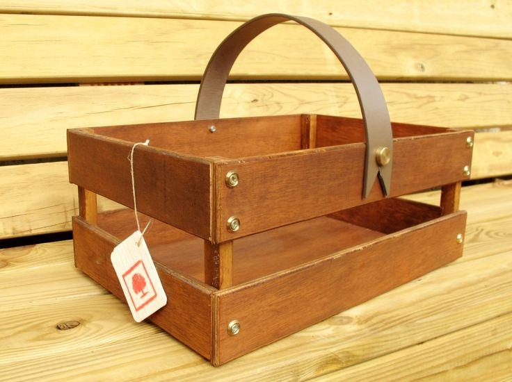 Caja De Madera   Wooden Box
