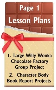 Go To Charlie and the Chocolate Factory Teaching Resources Page 1