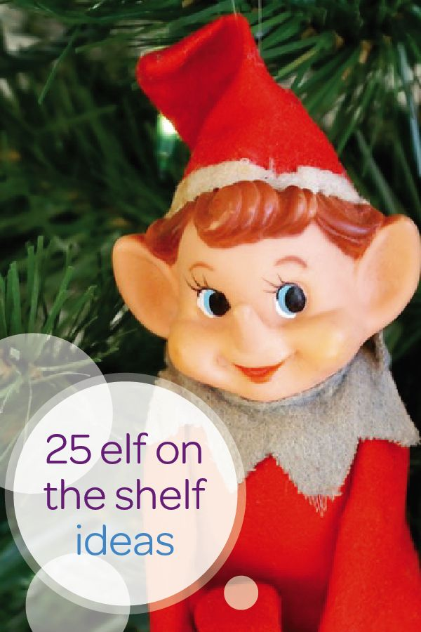 This winter, get your little ones excited for the holidays with these collection of fun elf on the shelf ideas. You'll have a blast coming up with new and creative ways to pose the elf, and you kids will love waking up in the morning to see what new activities their elf has been up to while they were sleeping. Create a DIY zipline for the adventurous elf or celebrate the colder weather with elf snow angels.