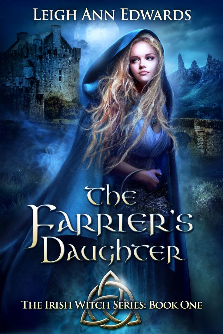 Leigh Ann Edwards - The Farrier's Daughter