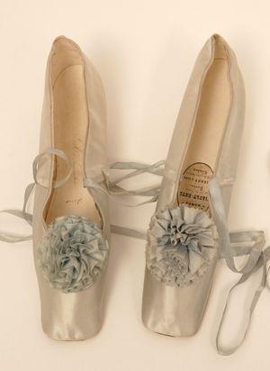 The Empress Eugénie Collection including a Pair of Evening Shoes c.1854