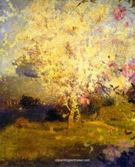 86 best images about charles conder on pinterest newquay for Abstract impressionism definition