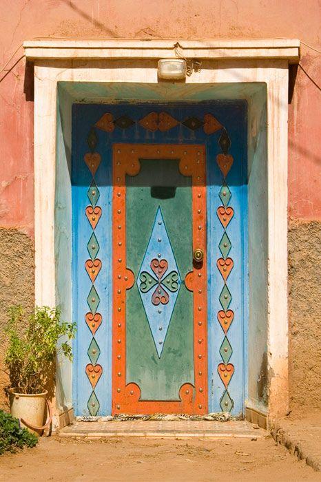 Moroccan Doors « Nadler Photography