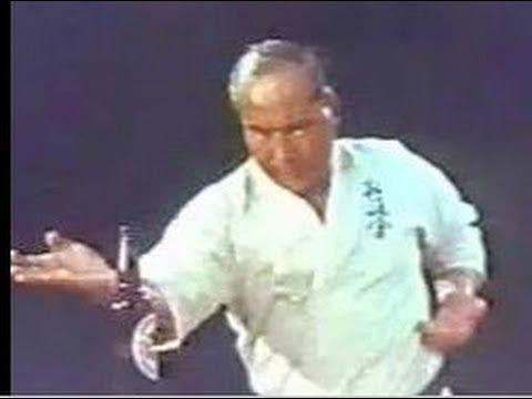 ✔ Karate Master Best Strong - Masutatsu Oyama - best karate champion of all time - YouTube